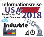 Informationsreise USA - Industrie 4.0