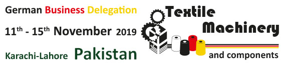 Business Development Trip, Pakistan Textile Machinery