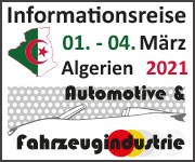 Informationsreise Algerien 2020 Automotive